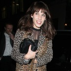 COAT CRUSH: Alexa Chung's Antipodium leopard print