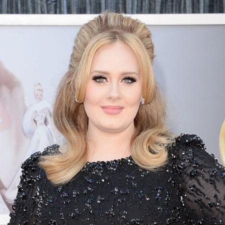 Adele at 2013 Oscars