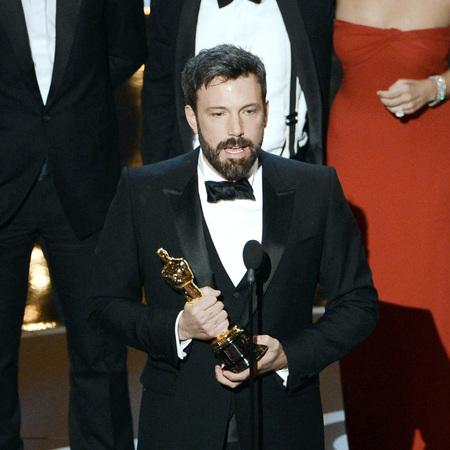 Ben Affleck win Oscar