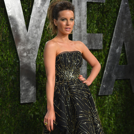 Kate Beckinsale at Vanity Fair Oscars afterparty