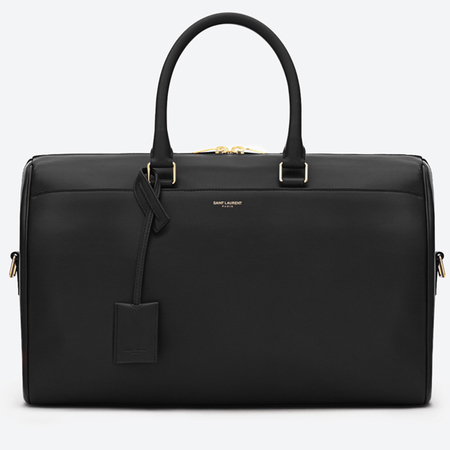 Duffle handbag, Saint Laurent by Hedi Slimane