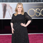Adele to wear black to 1950s themed wedding?