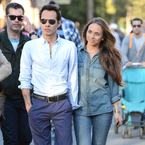 Chloe Green dumped by Marc Anthony?