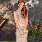 Una Healy sparkles at Oz The Great and Powerful
