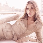 Cara Delevingne fronts new Burberry Body fragrance
