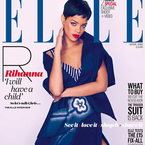 Rihanna talks high-street fashion & River Island with ELLE UK