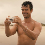 EXCLUSIVE: Josh Duhamel gets topless in Safe Haven
