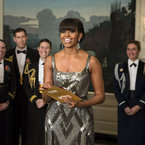 Michelle Obama voted best dressed woman in the world