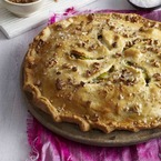 British Pie Week Recipe: Leek and Walnut