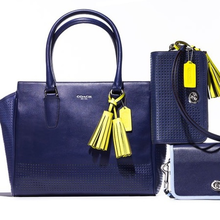Coach Legacy handbag collection