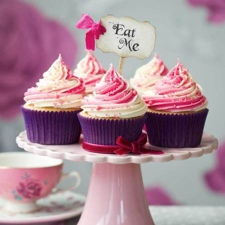 Dukan diet cupcakes recipe