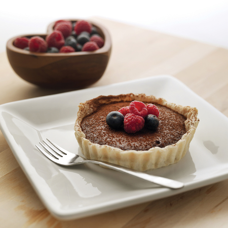 Chocolate Pies for British Pie Week