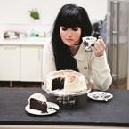 Stacie Stewart's black beehive cake recipe