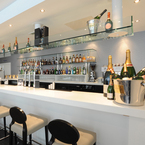 Bar review: Champagne Fridays at Hotel Indigo