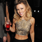 Top 10 tips to get toned abs like Kimberley Walsh 