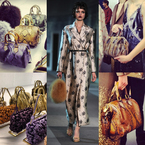 PARIS FASHION WEEK: Louis Vuitton AW13 handbags