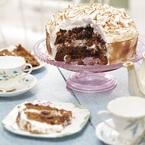 Stacie Stewart's skinny carrot meringue cake recipe