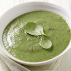 Swap that for this: try a tasty veggie soup