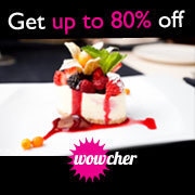80% off unmissable activities, gadgets, jewellery and much more every single day from Wowcher!