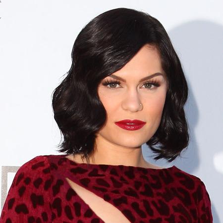 Jessie J's marcel wave