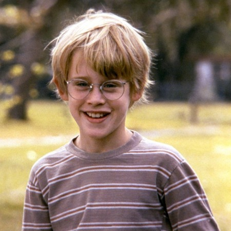 Macaualay Culkin in My Girl