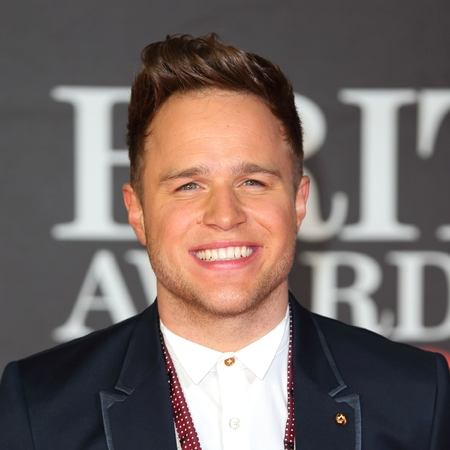 Olly Murs at the Brits