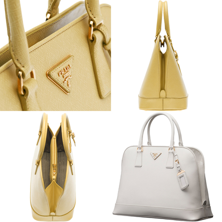 Prada's new spring/summer 2013 tote bag