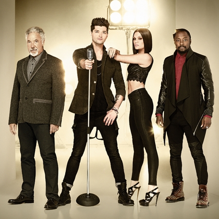 The Voice UK season 2 promo pic