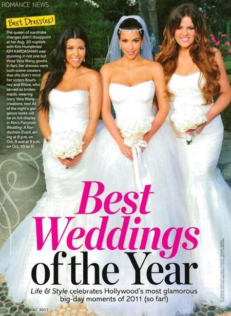 Kim Kardashian's wedding to Kris Humphries