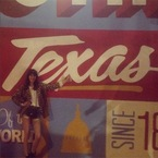 Alexa Chung kicks off festival style at SXSW 2013
