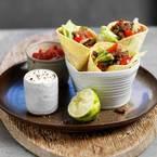 Exotic meat recipe: Buffalo burritos