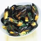 Jamie Oliver's moules a la mariniere recipe