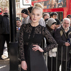 Helen Flanagan styles up Victoria Beckham lace