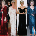 The 10 Princess Diana dresses to be sold at auction