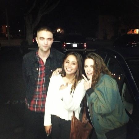 Robert Pattinson and Kristen Stewart are back together