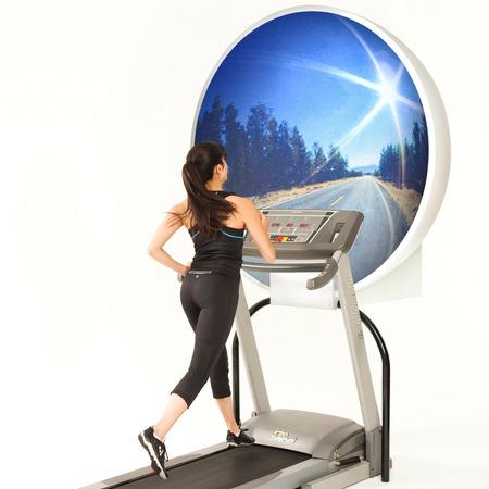 Zone Dome fitness equipment