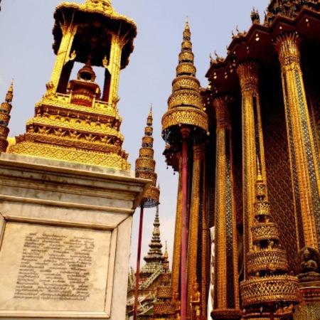 Thailand beach travel story