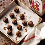 Paul A Young's triple sweet chocolate truffles recipe