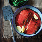 Fish Recipe: Tandoori Salmon
