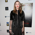 YAY OR NAY: Mischa Barton is back with vampy 20s style