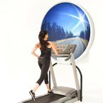 Transform indoor running with the ZONE dome