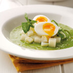 James Martin Recipe: Potato, Pea and Watercress Soup