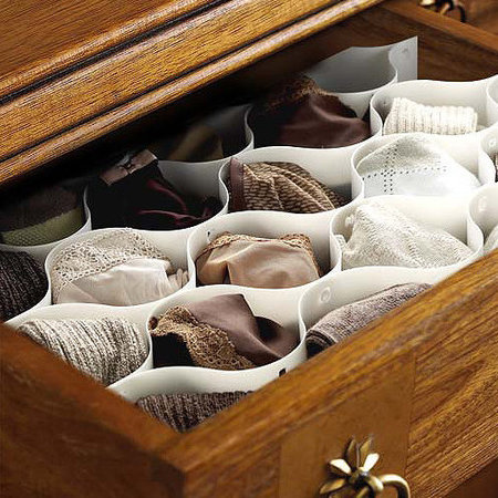 Drawer Organisers from Lakeland
