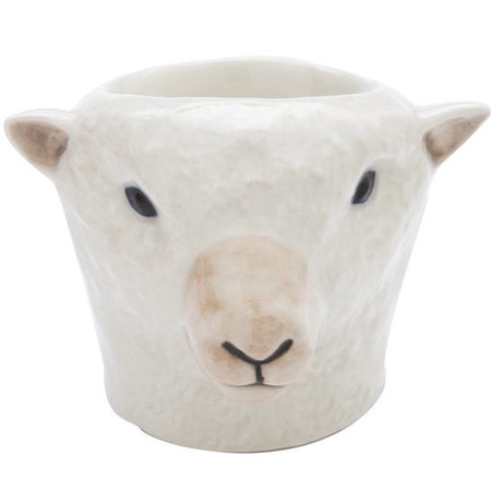 Lamb Easter egg cup