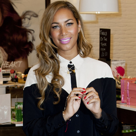 Leona Lewis launches The Body Shop cruelty free beauty collection