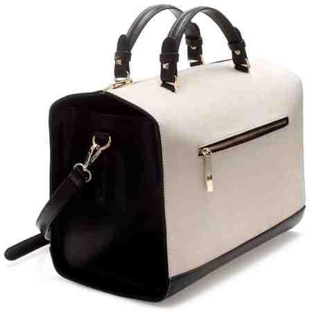 Black And White Handbags uk Handbag Black/white