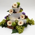 Cheese wedding cakes on the rise 