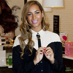 Leona Lewis reveals cruelty free Body Shop collection