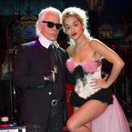 YAY OR NAY: Rita Ora's custom Chanel corset