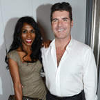 "Sinitta tells Simon Cowell ""It should have been me"""